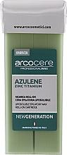 Profumi e cosmetici Cera per depilazione - Arcocere Azulene Wax