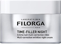 Profumi e cosmetici Crema da notte antirughe - Filorga Time-filler Night Cream