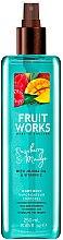"Profumi e cosmetici Spray corpo ""Lampone and Mango"" - Grace Cole Fruit Works Raspberry & Mango Body Mist"