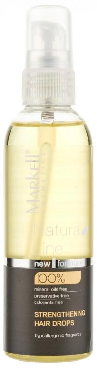 Olio per capelli - Markell Cosmetics Natural Line
