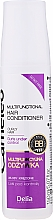 Profumi e cosmetici Condizionante per capelli ricci alla cheratina - Delia Cameleo Liquid Keratin Curly Hair