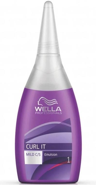 Perm per capelli sensibili e danneggiati - Wella Professionals Curl It Mild  — foto N1