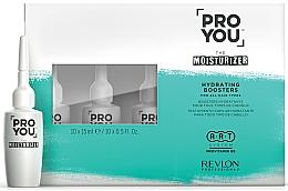 Profumi e cosmetici Booster idratante per capelli - Revlon Proyou The Moisturizer Booster
