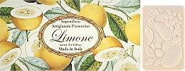 """Profumi e cosmetici Set di saponette """"Lemon"""" - Saponificio Artigianale Fiorentino Lemon"""