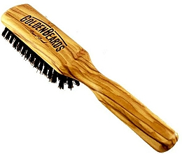 Profumi e cosmetici Spazzola per barba, 20 cm - Golden Beards Beard Brush