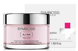 Profumi e cosmetici Maschera viso disintossicante - Symbiosis London In Depth Detoxifying & Oxygenating Mask