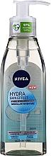 Profumi e cosmetici Gel micellare struccante - Nivea Hydra Skin Effect Micellar Wash Gel
