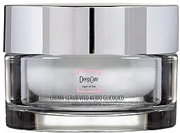 Profumi e cosmetici Crema-scrub viso all'acido glicico - Fontana Contarini Glycolic Acid Face Scrub Cream