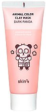 Profumi e cosmetici Maschera illuminante all'argila - Skin79 Animal Color Clay Mask Dark Panda