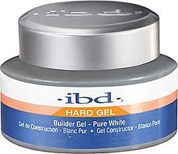 Profumi e cosmetici Gel ricostruzione unghie, bianco - IBD Builder Gel Pure White