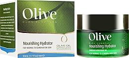 Profumi e cosmetici Crema viso nutriente - Frulatte Olive Oil Nourishing Hydrator