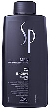 Profumi e cosmetici Shampoo per cuoio capelluto sensibile - Wella Wella SP Men Sensitive Shampoo