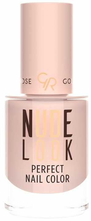 Smalto per unghie - Golden Rose Nude Look Perfect Nail Color — foto N1