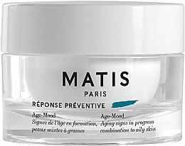 Profumi e cosmetici Crema antietà per pelli miste e grasse - Matis Reponse Preventive Age-Mood