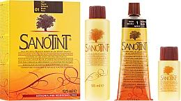 Profumi e cosmetici Tinta vegetale per capelli - Sanotint Classic