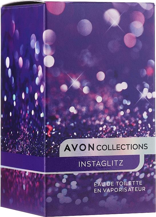 Avon Collections Instaglitz - Eau de toilette — foto N1
