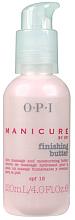Profumi e cosmetici Crema massaggio mani idratante - O.P.I. Manicure Finishing Butter SPF 15