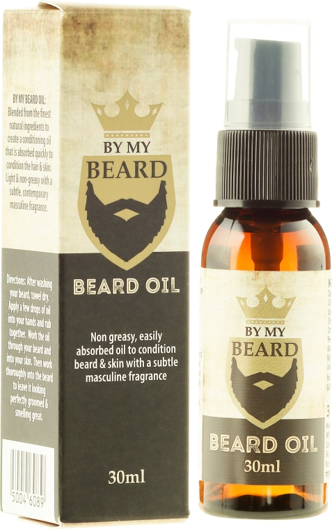 Olio da barba - By My Beard Beard Care Oil
