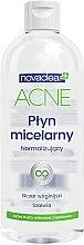 Profumi e cosmetici Acqua micellare - Novaclear Acne Micellar Water
