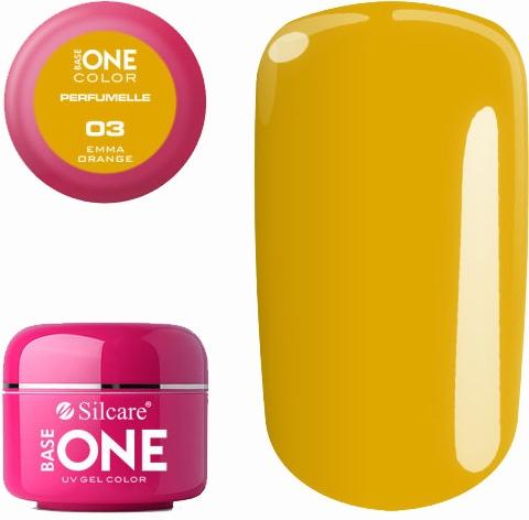 Gel aromatizzato per unghie - Silcare Base One Perfumelle UV Gel Color