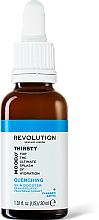 Profumi e cosmetici Siero viso - Revolution Skincare Mood Thirsty Quenching Skin Booster