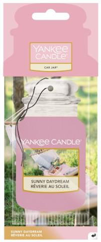 Deodorante per auto - Yankee Candle Car Jar Sunny Daydream Air Freshener — foto N1
