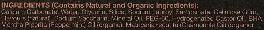 """Set """"Pulizia naturale"""" con spazzolino di bambù - White Glo Pure & Natural (t/paste/85ml + t/brush/1) — foto N3"""