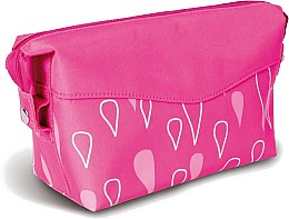 """Profumi e cosmetici Beauty case """"Goccioline"""", rosa chiara - Donegal Cosmetic Bag"""