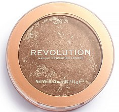 Profumi e cosmetici Bronzer viso - Makeup Revolution Reloaded Powder Bronzer