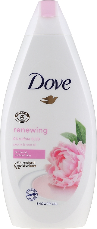 Gel doccia rigenerante - Dove Renewing Shower Gel