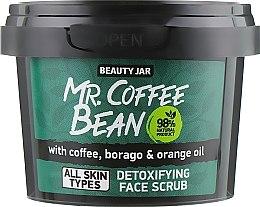 "Scrub viso disintossicante ""Mr. Coffee Bean"" - Beauty Jar Detoxifying Face Scrub — foto N2"