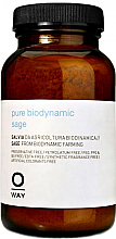 Profumi e cosmetici Salvia in polvere - Oway Rebalancing Pure Biodynamic Sage