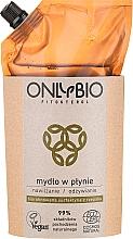 """Profumi e cosmetici Sapone liquido """"Idratante e nutriente"""" - Sapone Only Bio Fitosterol (ricarica)"""