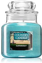 Profumi e cosmetici Candela profumata in vetro - Country Candle Summerset