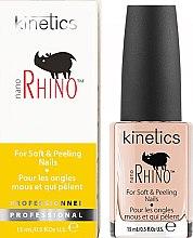 Profumi e cosmetici Trattamento per unghie deboli e fragili - Kinetics Nano Rhino Nail Treatment