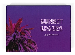 Profumi e cosmetici Palette ombretti - Fontana Contarini Sunset Sparks Eyeshadow Palette