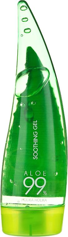 Gel idratante lenitivo con aloe - Holika Holika Aloe 99% Soothing Gel