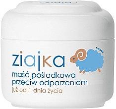 Profumi e cosmetici Crema cambio pannolino - Ziaja Nappy Cream