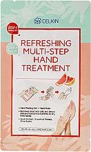 Profumi e cosmetici Trattamento rinfrescante per mani - Celkin Refreshing Multi Step Hand Treatment