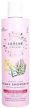 Profumi e cosmetici Crema doccia lenitiva per pelli secche - Lumene Nordic Care Creamy Shower Gel
