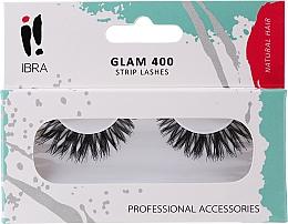 Profumi e cosmetici Ciglia finte - Ibra Eyelash Glam 400
