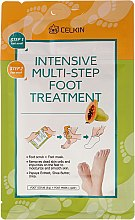Profumi e cosmetici Cura intensiva dei piedi - Celkin Intensive Multi-Step Foot Treatment