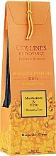 "Profumi e cosmetici Diffusore di aromi ""Mandarine & Yuzu"" - Collines de Provence Bouquet Aromatique Mandarine & Yuzu"