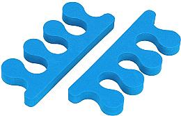 Profumi e cosmetici Separatori per le dita, blu - Tools For Beauty Toe Separator Blue