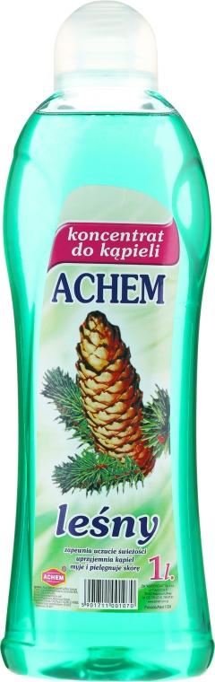 """Concentrato liquido da bagno """"Foresta"""" - Achem Concentrated Bubble Bath Forest"""