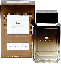 Profumi e cosmetici Saint Hilaire Ambre Chic - Eau de parfum