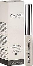 Profumi e cosmetici Siero per ciglia e sopracciglia - Synouvelle Cosmectics Lash & Brow Activating Serum 2.0