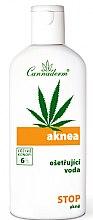 Profumi e cosmetici Tonico viso detergente - Cannaderm Aknea