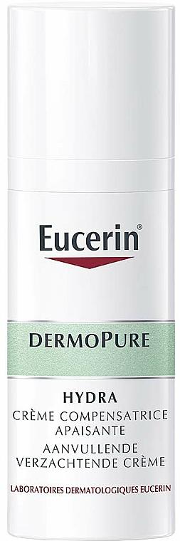 Crema viso lenitiva - Eucerin DermoPure Hydra Soothing Compensating Cream