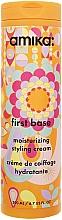 Profumi e cosmetici Crema styling idratante - Amika First Base Moisturizing Styling Cream